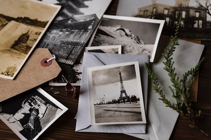 Tip 4: Postcards make great memory holders