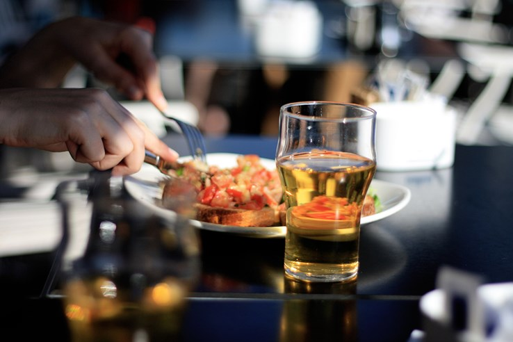Beer & Food Tour