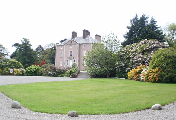 Logan House Garden – The House via photopin (license)