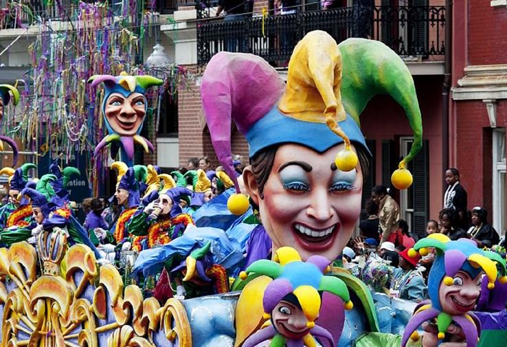 Mardi Gras Parade | New Orleans