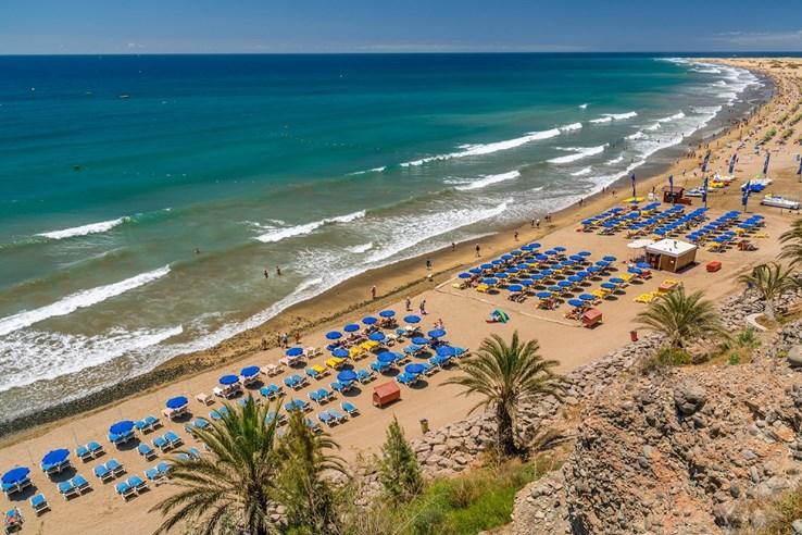 Playa del Ingles | Gran Canaria