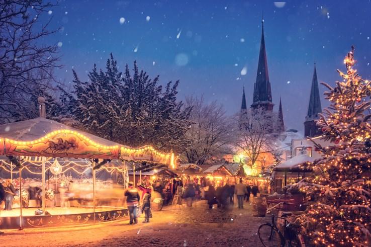 Christmas Market Aachen, Germany
