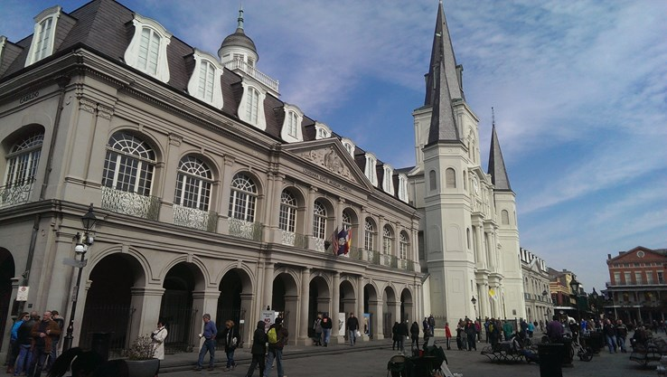 New Orleans City Sightseeing