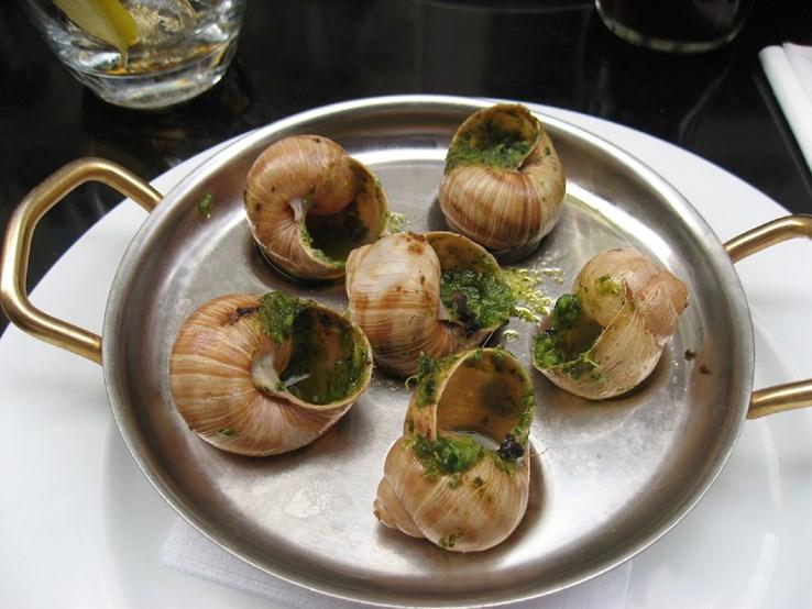 French Escargot