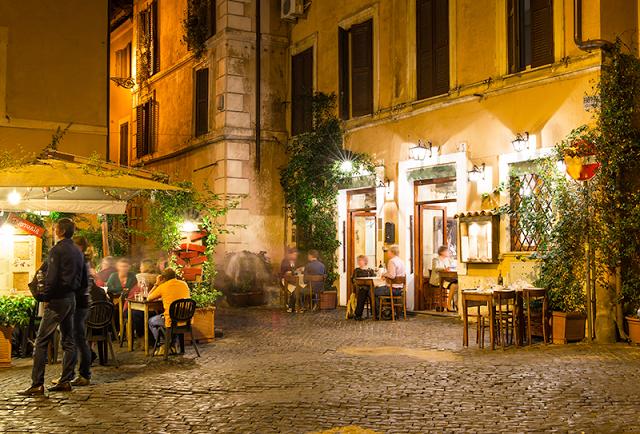 Old Street Cafe's - Verona - Italy