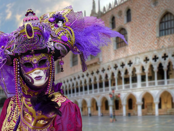 Venice Carnival | Italy