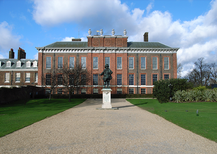 Kensington Palace via photopin (license)
