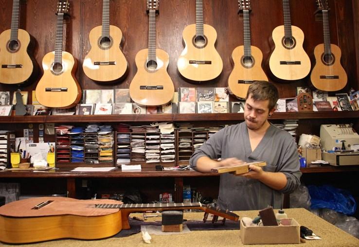 Flamenco Guitar Shop