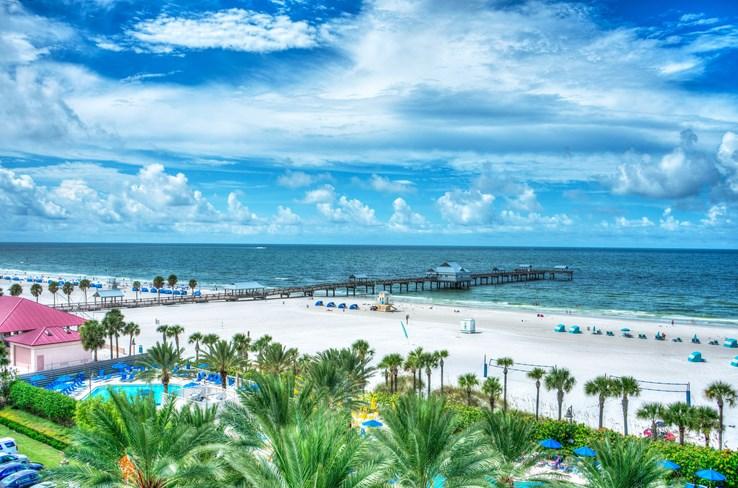 Clearwater Beach | Orlando