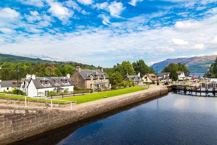 Water Gateway Fort Agustus | Lochness