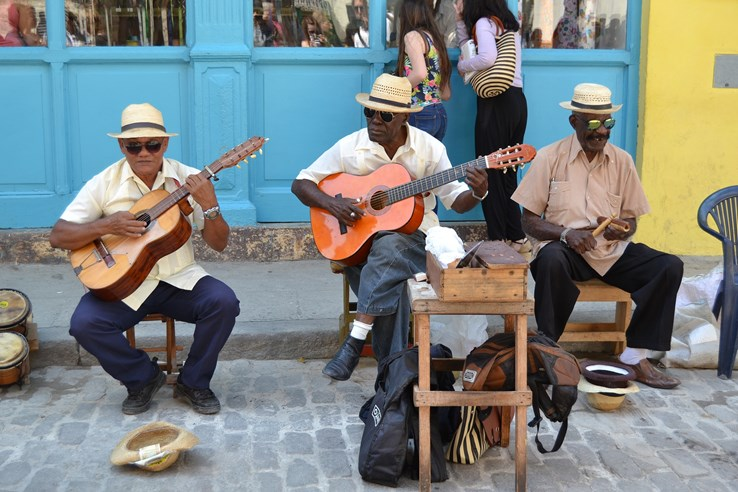 Havana Street Music