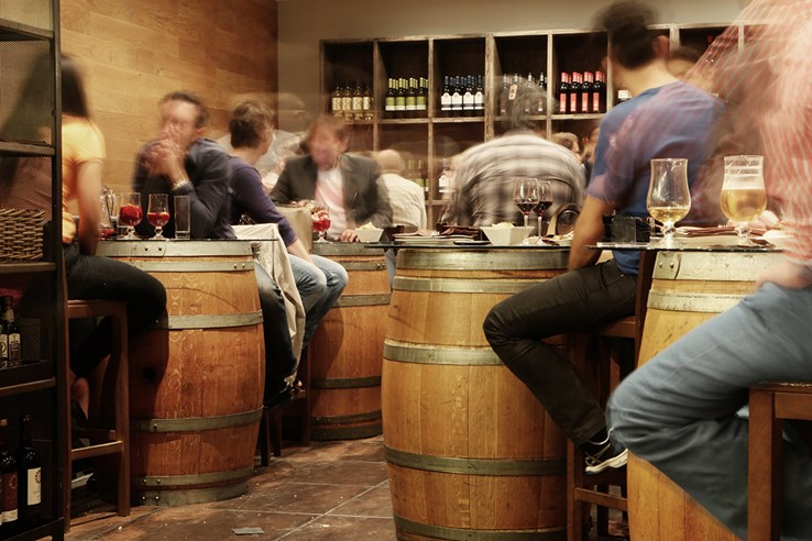 Rustic Tapas Bar | Barcelona