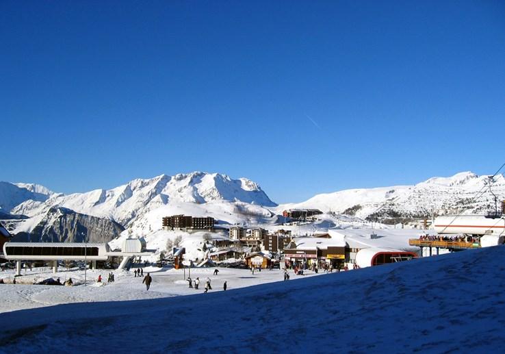 Alpe d'Huez   France