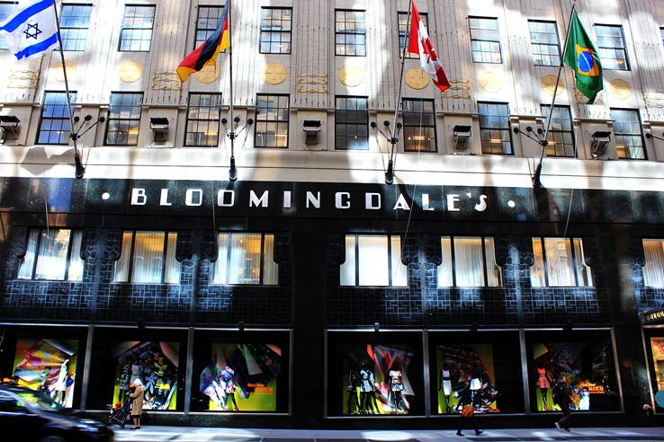 Bloomingdale's New York
