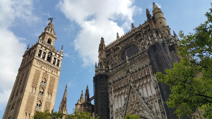 Seville Cathedral, Seville.