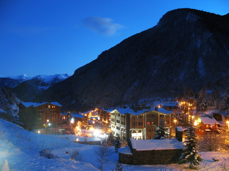 Arinsal   Andorra