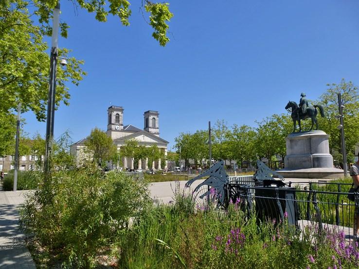 Place Napoléon | La Roche sur Yon, Vendee