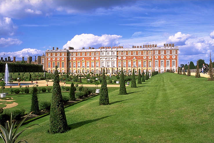 Hampton Court Palace By Andreas Tille - Own work, CC BY-SA 4.0