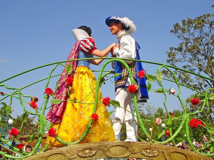 Disney World Fairytale Weddings