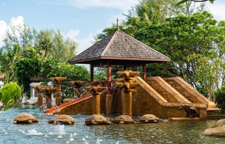 Marriott Beach Resort   Phuket   Thailand