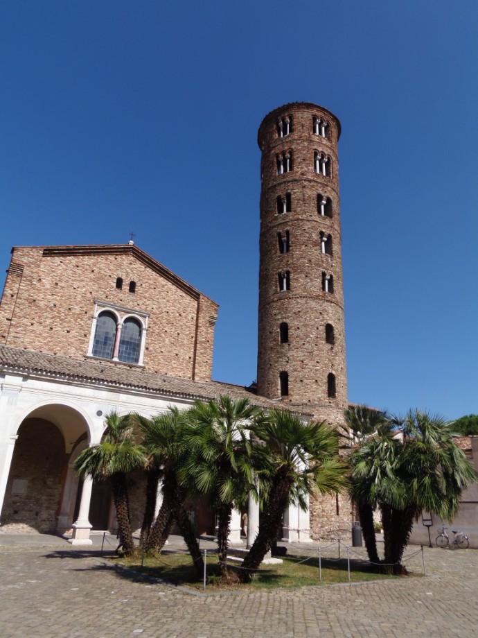 The Basilica of Sant'Apolinare Nuovo