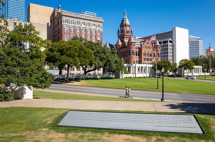 Dealy Plaza | Dallas