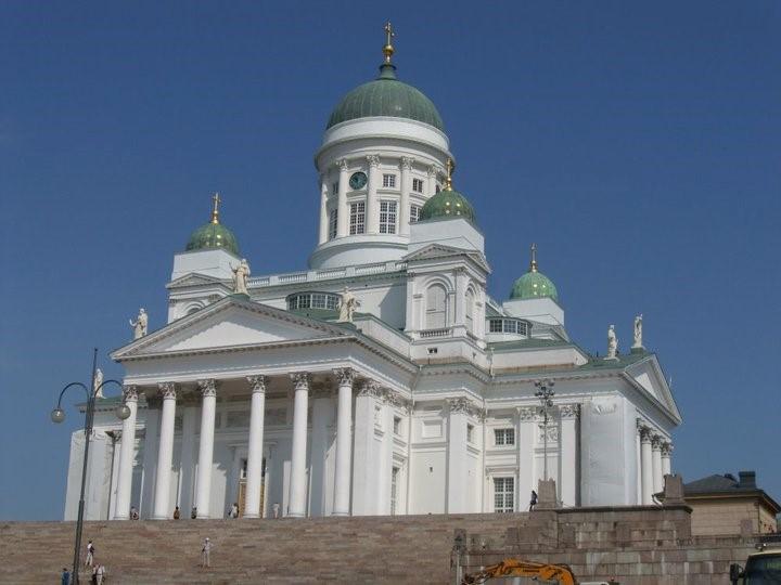 Tuomiokirkko Lutheran Cathedral