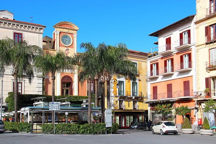 Tasso Square | Sorrento