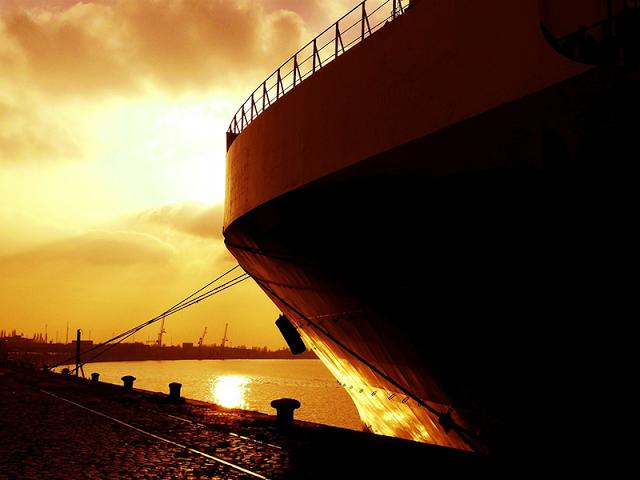 Port Of Southampton, United Kingdom