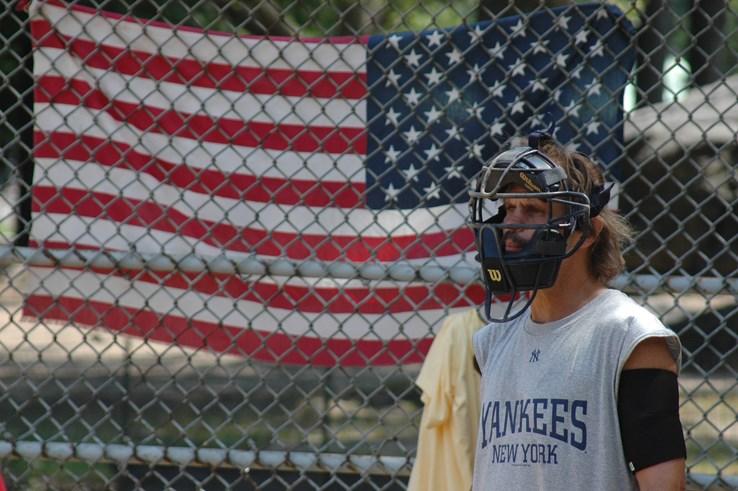 Baseball, New York.