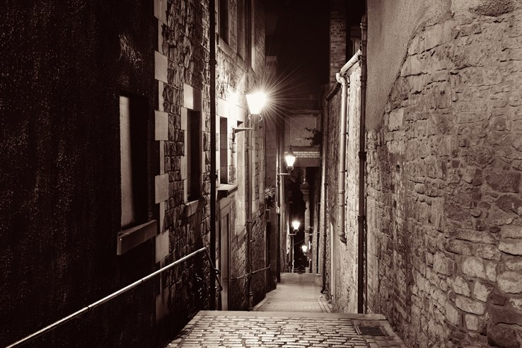 Edinburgh Alleyways