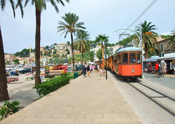 Mallorca Promenade