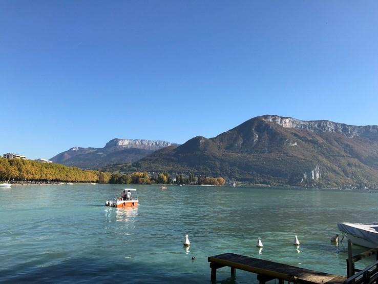 Marina & Fishing Docks | Lake Annecy