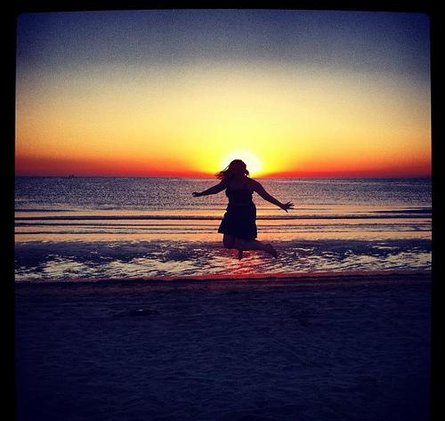 Rimini Sunrise