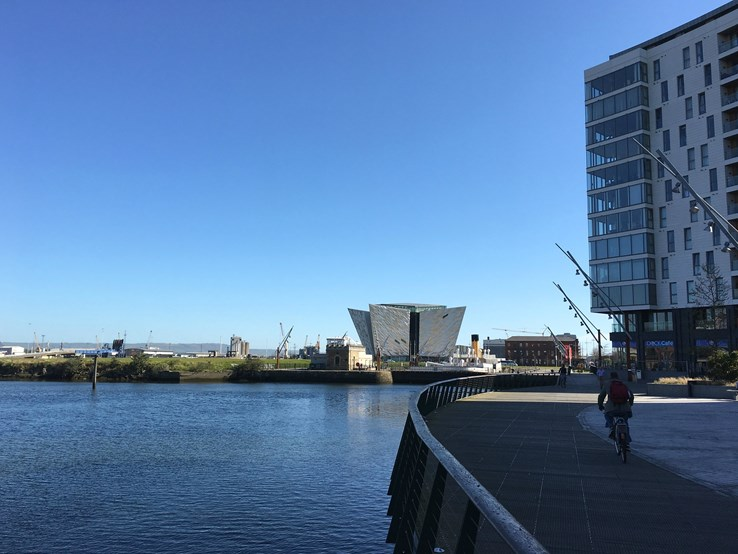 Titanic Quarters, Belfast