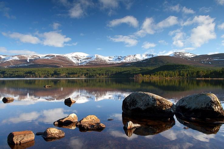 Loch Morlich | Cairngorms | Inverness