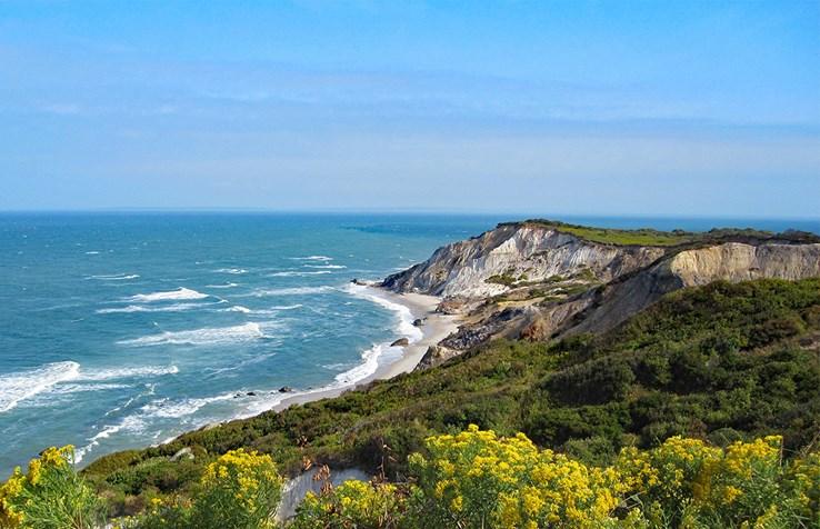 Martha's Vineyard   Cape Cod Coastline