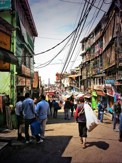 Indian Streets