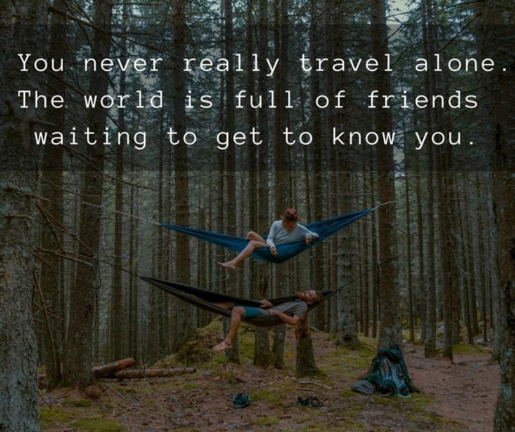 Cheesy Travel Quote #3