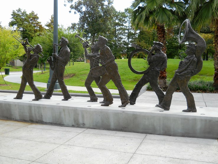 Louis Armstrong Park | New Orleans