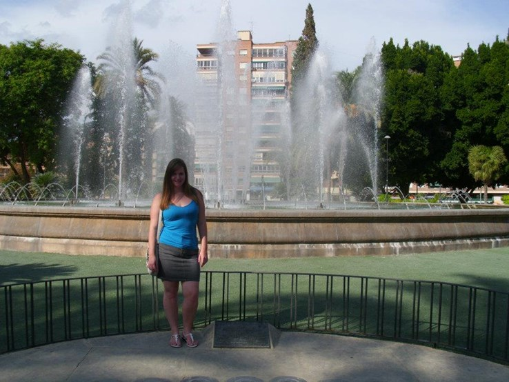 Me in Murcia