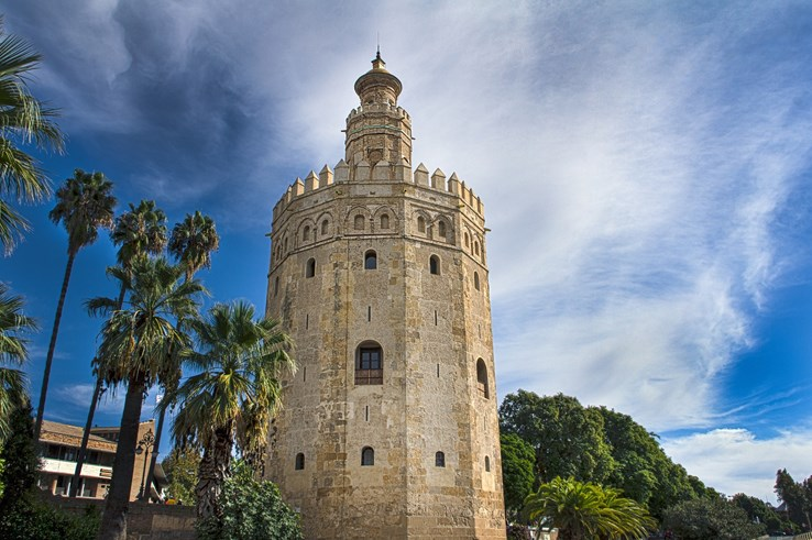 Tower of Gold, Seville.