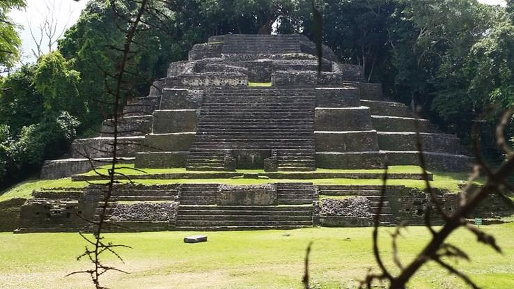 Altun Ha Mayan Site, Belize.