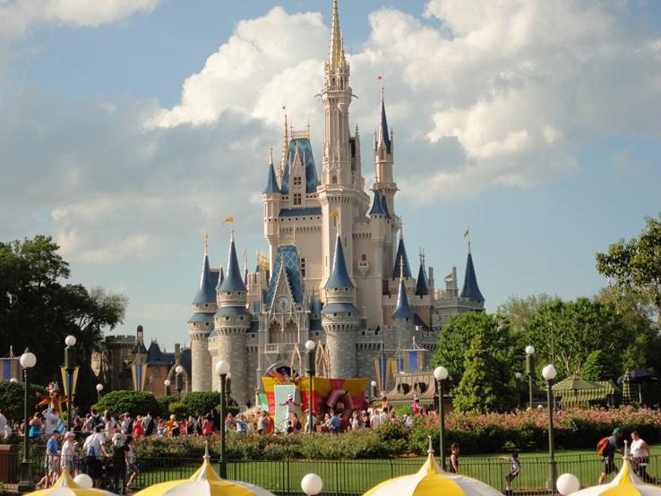 Cinderella Castle | Walt Disney World