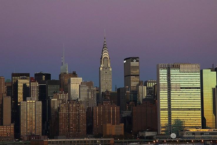 Manhattan, New York.