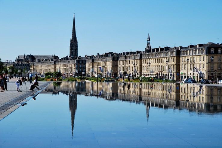 Bordeaux, France.