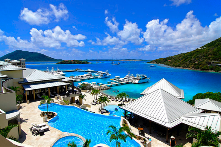 Caneel Bay Resort, British Virgin Islands