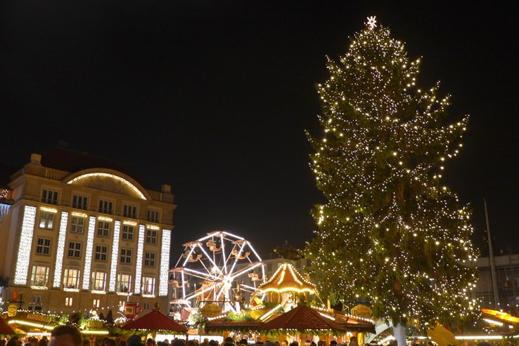 Christmas Market Dresden