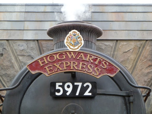 hogwarts express, universal resort, florida