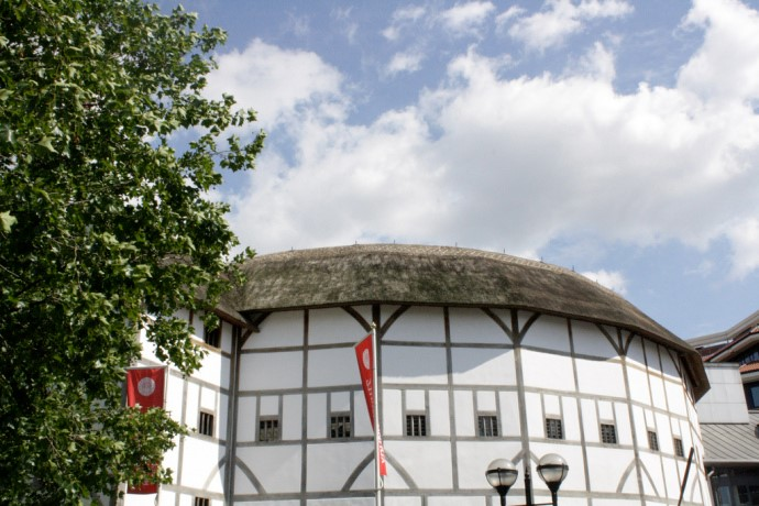 The iconic Globe Theatre - Credit: KristynaM, flickr